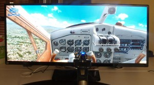 34 Zoll LG Monitor - LG 34UM65-P