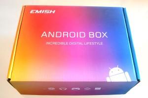 Die VicTsing Smart TV Box Pro mit Android 4.4.4 + Quad Core CPU + Full HD 1080p + WIFI & HDMI
