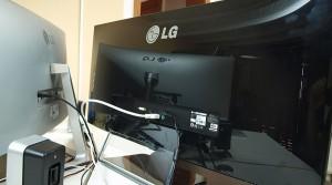 LG 34 Zoll 21:9 Monitor 34UC67-P