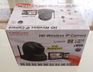 Foscam FI9826P HD IP Kamera