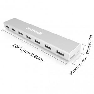Inateck 7-fach USB Hub