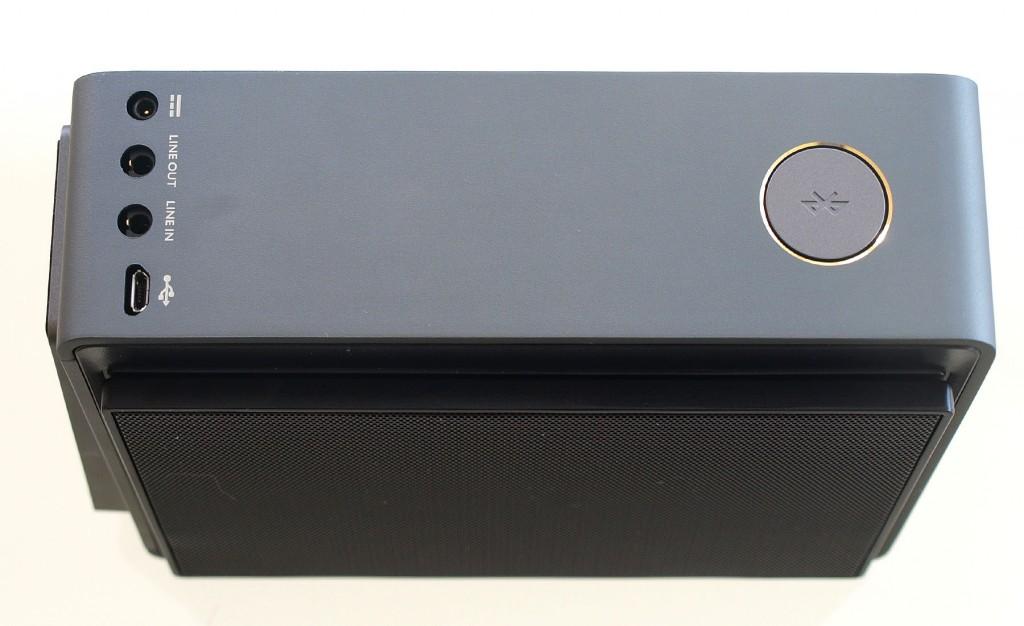 BenQ treVolo Bluetooth Lautsprecher