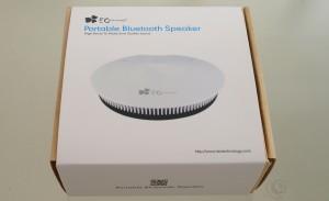 EC Technology Bluetooth Lautsprecher mit Freisprecheinrichtung