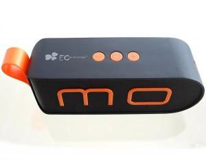 EC Technology® Bluetooth 4.0 Lautsprecher mit 2x 3 Watt und Freisprecheinrichtung