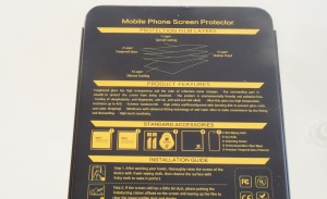 MAXAH® 2 × 0,33mm Gorilla Glas für das Apple iPhone 6 (4,7 Zoll)
