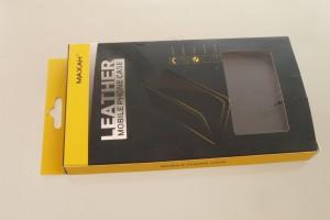 MAXAH Jeans-Leder Tasche für das iPhone 6