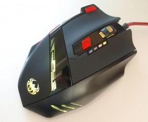 VicTsing Zelotes Optische Gaming Maus mit 8000DPI