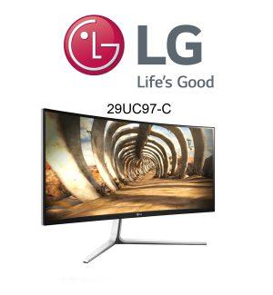 LG 29UC97 Curved Monitor