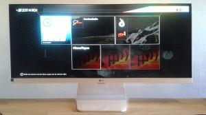 LG 29 Zoll 21:9 Monitor - 29UM67-P