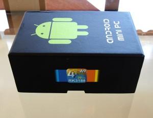 Mini PC MK809III mit Android 4.4 und Bluetooth.