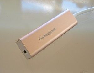 PushingBest USB 3.1 Typ C USB Hub