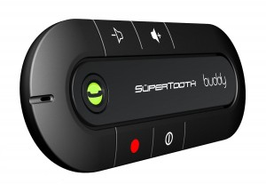 SuperTooth Buddy Freisprecheinrichtung Bluetooth Visier Car-Kit
