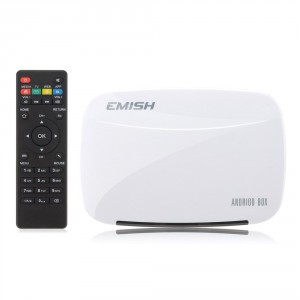 Die VicTsing Smart TV Box Pro mit Android 4.4.4 + Quad Core CPU + Full HD 1080p + WIFI & HDMI