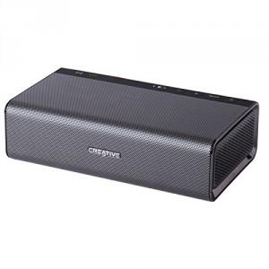Creative Sound Blaster Roar SR20A Tragbarer Bluetooth-Lautsprecher mit integriertem Subwoofer