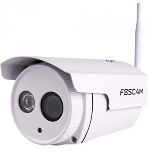 Foscam FI9803P IP Kamera mit 720P HD Auflösung. Outdoor Überwachungskamera.