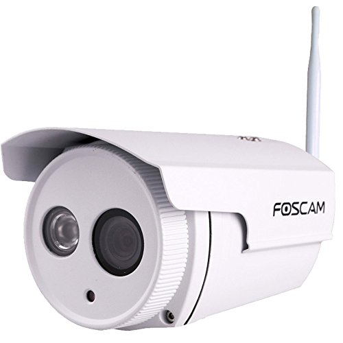 foscam fi9803p ip kamera mit 720p hd aufl sung outdoor berwachungskamera. Black Bedroom Furniture Sets. Home Design Ideas