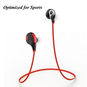 Muker Feather Bluetooth Kopfhörer 4,1 Wireless Sport Stereo Headset