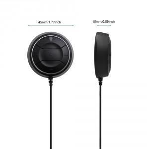 Air Zuker® KFZ Freisprecheinrichtung mit Bluetooth 4.0, APTX und NFC Empfänger.