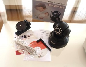 Foscam HD FI9816P