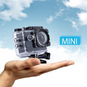 DBPower 720P Action Cam