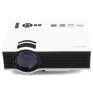 Tronfy TP-40 Upgrade Tragbare Beamer und LCD Projektor