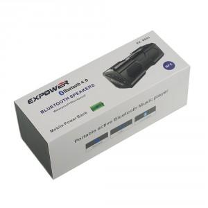 Expower® Stereo Bluetooth Lautsprecher mit NFC und Freisprecheinrichtung.