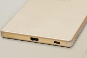 SONY Xperia Z5 Premium Smartphone mit einem echten 4K Display
