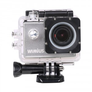 WIMUS S2 Action Cam