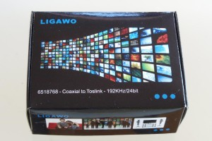 Ligawo 6518768 Audio Konverter