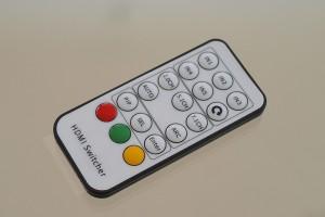 Ligawo PRO 6518870 HDMI Switch 4x1 4K ARC Audio EDID Steuerung