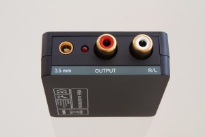Der Ligawo 6518891 HDMI Audio Konverter
