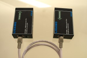 Ligawo 6518892 HDMI Extender / HDMI Verlängerung