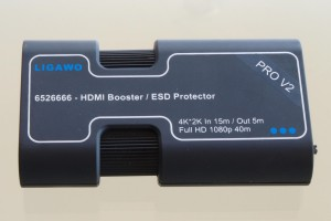 Ligawo 6526666 HDMI Kabel Booster