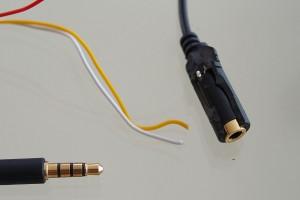 Ligawo 6535061 3,5mm Klinke Verlängerungskabel 4polig für Headset