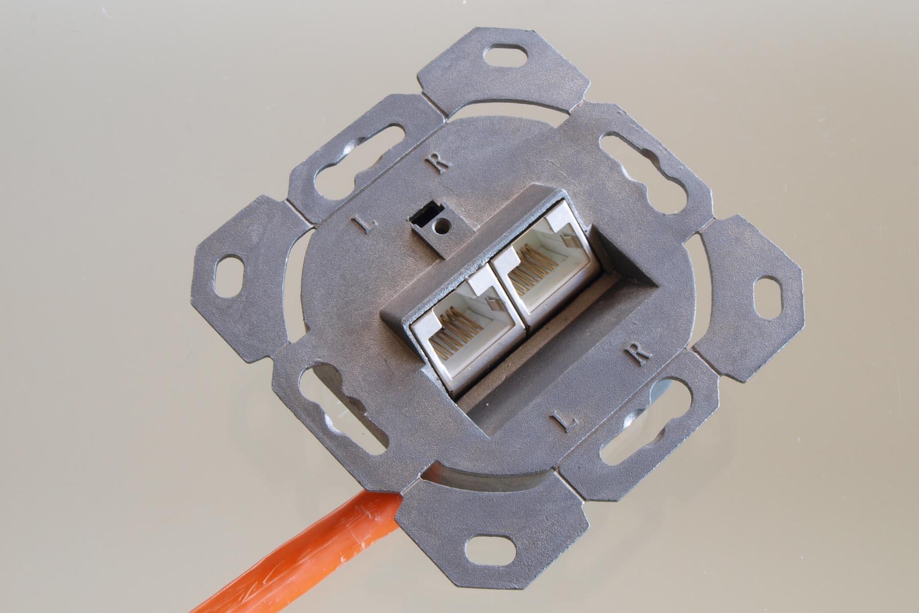 Netzwerkdose Cat 6a : ligawo 2 fach netzwerkdose cat 6a ap up test und rezensionen zu elektronik ~ Eleganceandgraceweddings.com Haus und Dekorationen