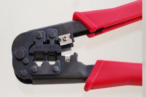 Ligawo Netzwerk Werkzeug Set 4in1