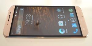 PHONECT UMI ROME MTK6753 1.3GHz Octa Core (3GB RAM + 16GB ROM) 5.5 Zoll AMOLED HD Bildschirm Android 5.1 4G LTE Smartphone mit 8 MP Hauptkamera (Max Pixels 13 MP) + 2 MP Frontkamera-Gold