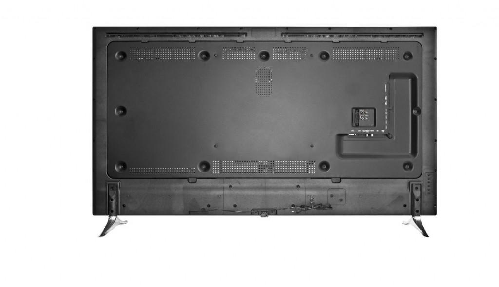 Telefunken XU65A441 65 Zoll Ultra HD 4K LED 3D Flachbildfernseher