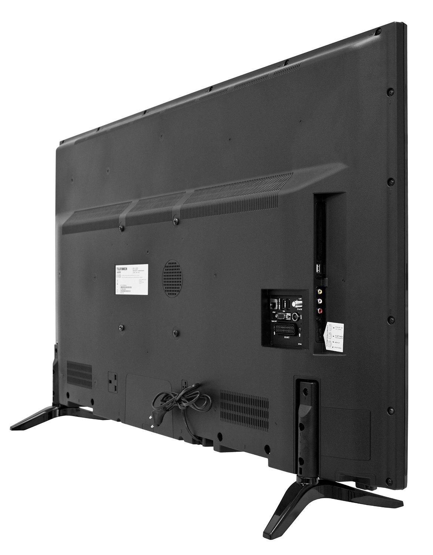 der neue 43 zoll telefunken x43b400 full hd tv im test. Black Bedroom Furniture Sets. Home Design Ideas