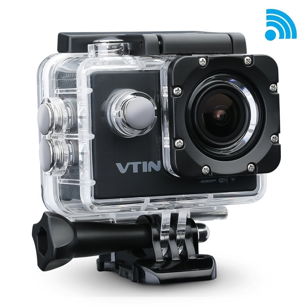 Die VTIN Eypro Full HD 1080p Action Cam im Test