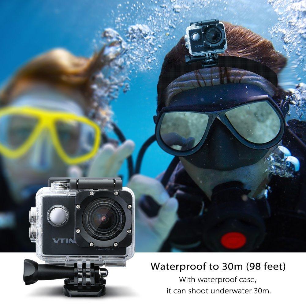 Die VTIN Eypro Full HD 1080p Action Cam im Test