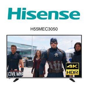 Hisense H55MEC3050 Ultra HD TV