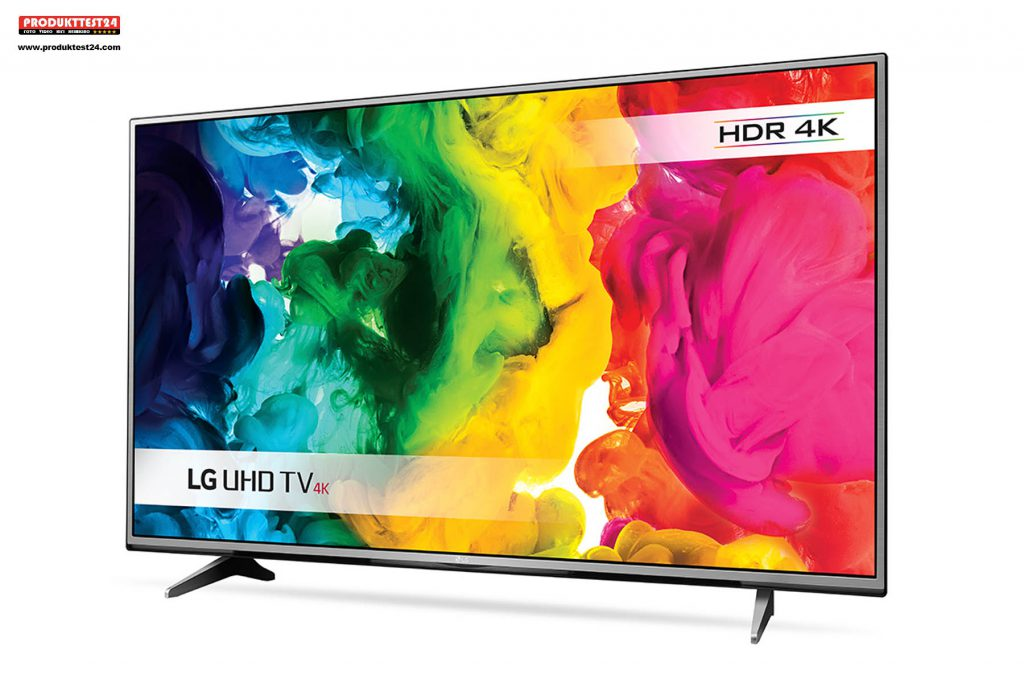 LG 60UH615V Ultra HD TV mit HDR Pro