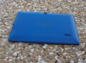 XIDO X70 Tablet mit 7 Zoll Display, Quad Core CPU und Android