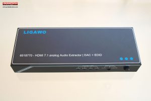 Ligawo 1865770 HDMI Audio Extractor