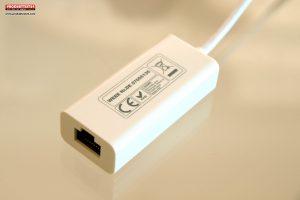 Ligawo 6518944 USB 3.1 C zu RJ45 Adapterkabel