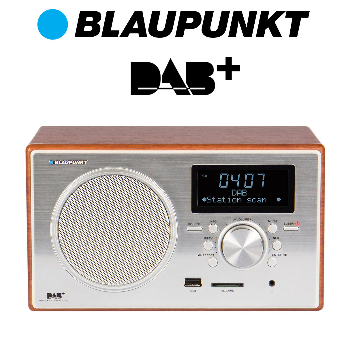 das blaupunkt rxd 35 dab radio test. Black Bedroom Furniture Sets. Home Design Ideas