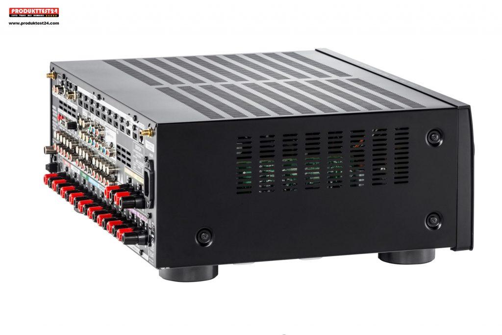 Der neue DENON AVR-X4200W AV Receiver im Test