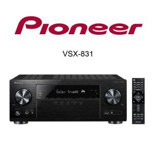Pioneer VSX-831 - Der neue 5.2 AV Receiver im Test