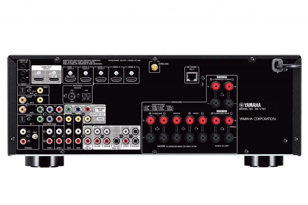 Yamaha RX-V781 AV Receiver